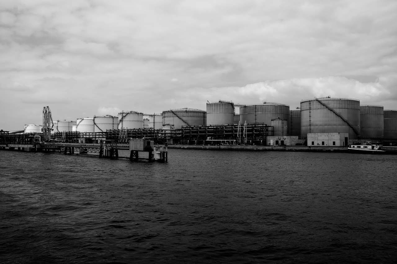 Finanzkrise Ölpreis Rohöl Öl Trading